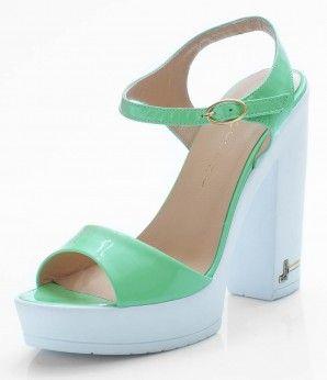 Лаковые бирюзовые босоножки на каблуке с платформой #MarioMuzi #shoes #style #fashion #comfortable #womens #for_girls #lady #pretty #beautiful #casual #2016 #spring #summer #onlineshop #shopping #sale #Kharkiv #Kharkov #Ukraine #Lviv #Dnepropetrovsk #Odessa #МариоМузи #обувь #женская_мода #женская_обувь #женские_туфли #интернет_магазин #шоппинг #весна #лето #Харьков #Львов #Днепропетровск #Одесса