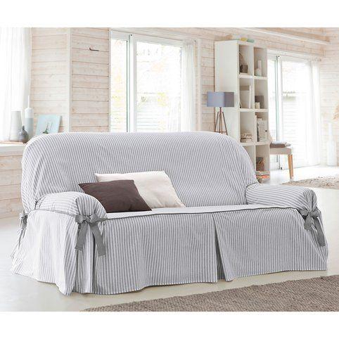 Oltre 25 fantastiche idee su copri divano su pinterest - Copridivano ad angolo ...