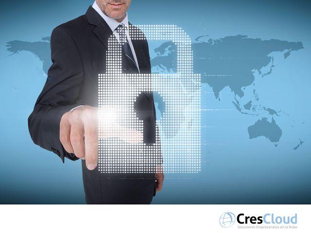 TIPS PARA EMPRESARIOS. Una de las preocupaciones de los empresarios, es la seguridad de su información. En CresCloud, para tranquilidad de nuestros clientes, toda información generada y recopilada está protegida en la nube por las características únicas de Crescendo. Esto es posible gracias a nuestra innovadora infraestructura tecnológica,la cual ponemos a disposición de su empresa. #seguridaddeinfomacionwww.crescloud.com