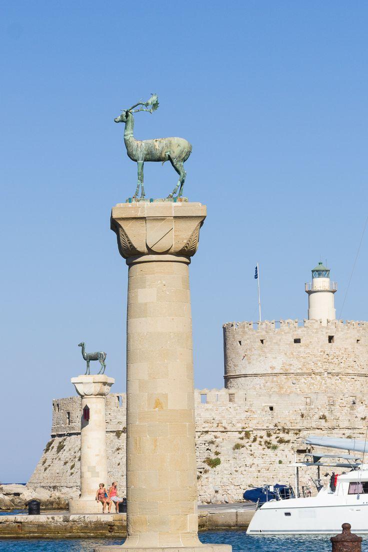 Rhodes City Guide ~ Ville de Rhodes