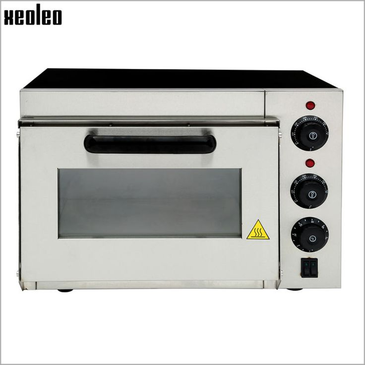 Xeoleo Electric Pizza oven Max 350 degree Pizza Baker oven Mini Bread oven Single layer Electric toaster oven make cake 220V/2KW