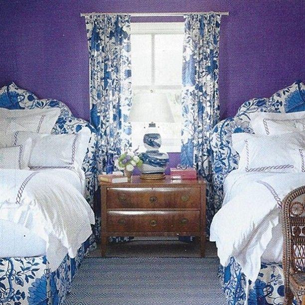 19 Best Purple/ Plum & Light Blue/ Turquoise Bedrooms
