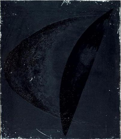 Alexander Rodchenko, Black on Black, 1918