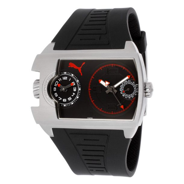 Analogue Watch Black Men's