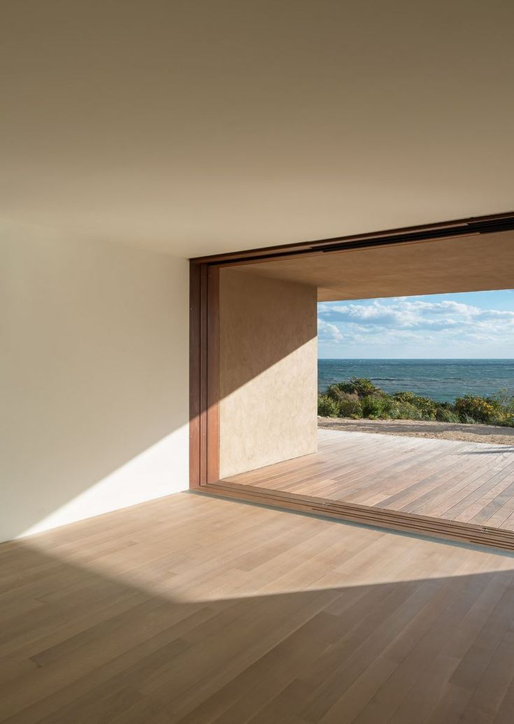| DETAILS | Photo Credit: Montauk House by #JohnPawson - flush detailing from interior to exterior
