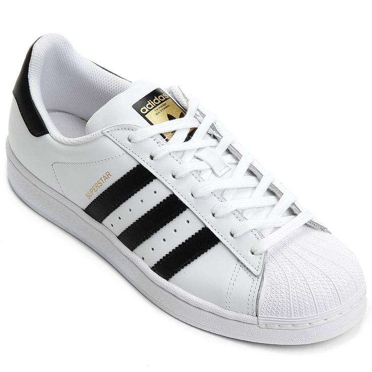 Netshoes Zapatillas Adidas Zapatillas Superstar Adidas H2E9WDI