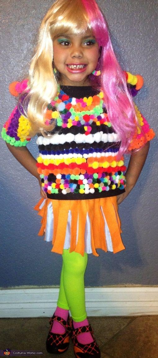 Little Nicki Minaj - 2012 Halloween Costume Contest
