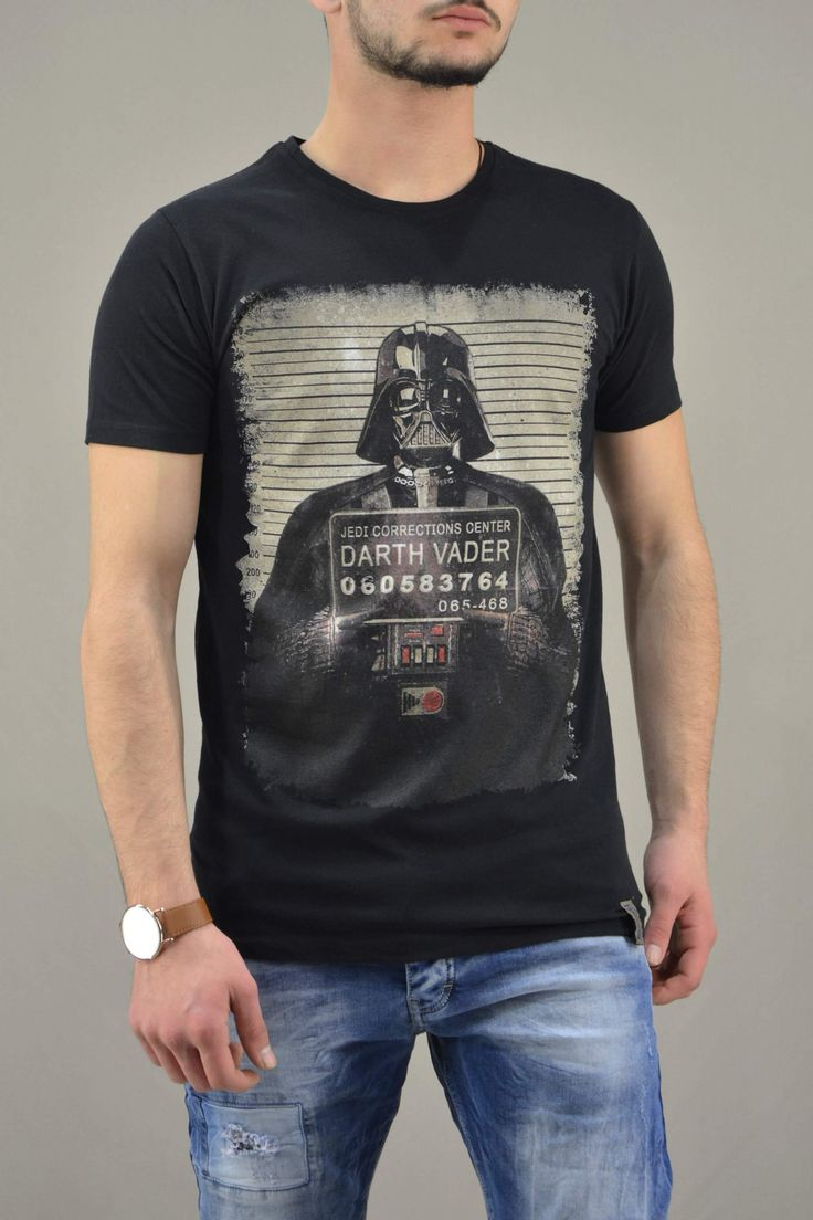 Ανδρικό t-shirt Star Wars Darth Vader | Άνδρας -
