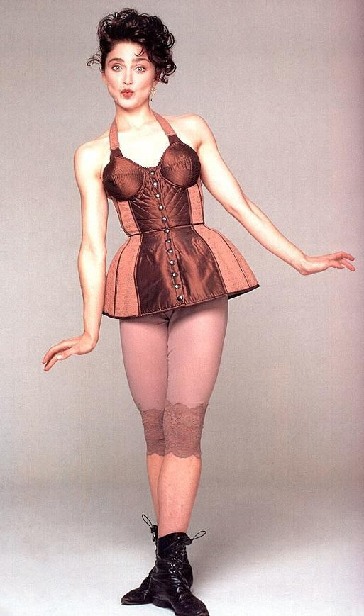 Madonna par Francesco Scavullo 1988 - Madonna Gettogether