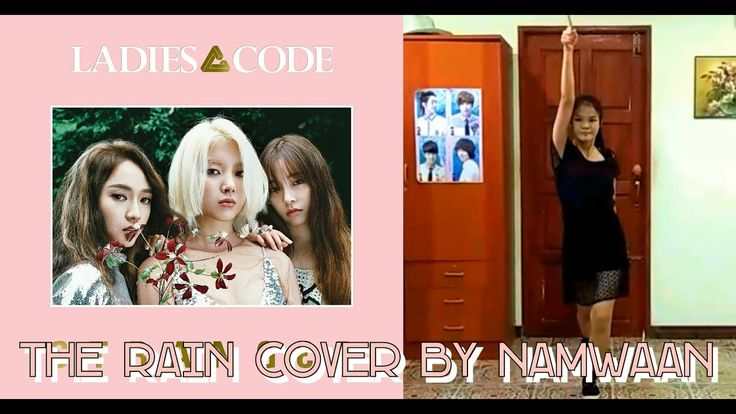 Ladies' Code[레이디스 코드]-The Rain[더 레인] Cover by NamWaan