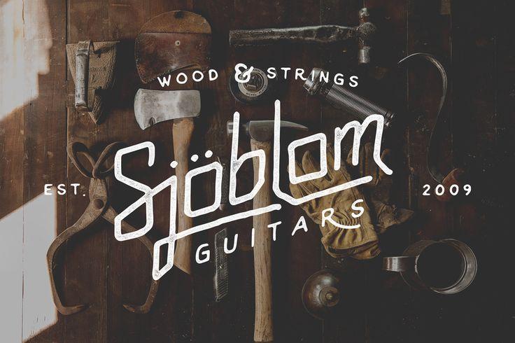 Sjöblom Guitars logo
