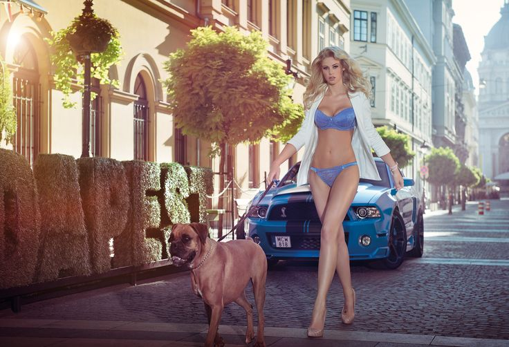 Nice Car With Girl Miss Tuning 2014 [1]