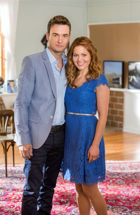 "Candace Cameron Bure in ""Real Murders: An Aurora Teagarden Mystery"""