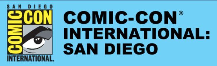 San Diego Comic Con: July