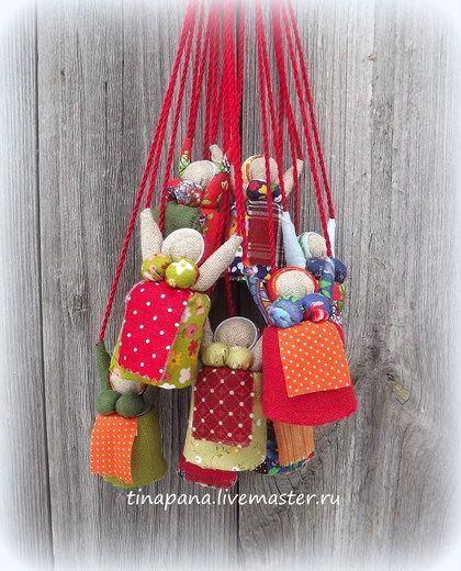 """Народные куклы ручной работы. Ярмарка Мастеров - ручная работа Кукла-сувенир """"Благость"""". Handmade."""