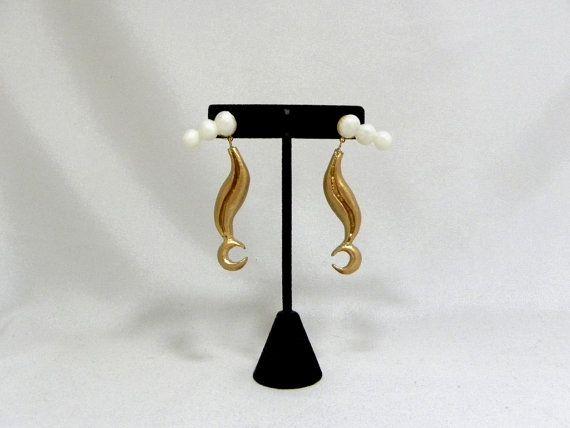 Neo Queen Serenity earrings  Sailor Moon от starlitcreation