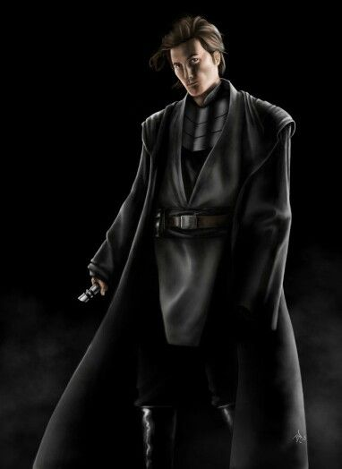 Jacen Solo / Darth Caedus