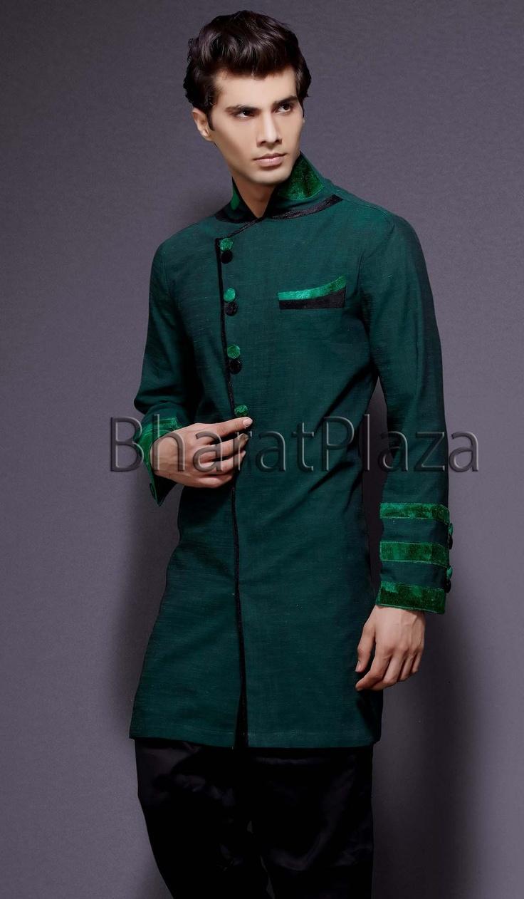 12 Best Baju Muslim Images On Pinterest Man Fashion Style And Pria 9gag Angrakha Pattern Linen Kurta Item Code Skb2212 Http Bharatplaza