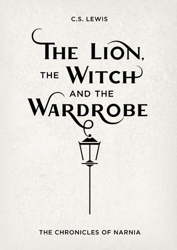 The Lion, the Witch and the Wardrobe - C.S. Lewis. I remember reading this in the sixth grade. I love this story.
