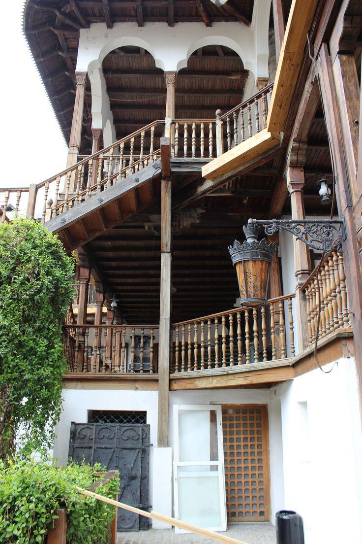 Manuc's Inn (Romanian: Hanul lui Manuc), Bucharest