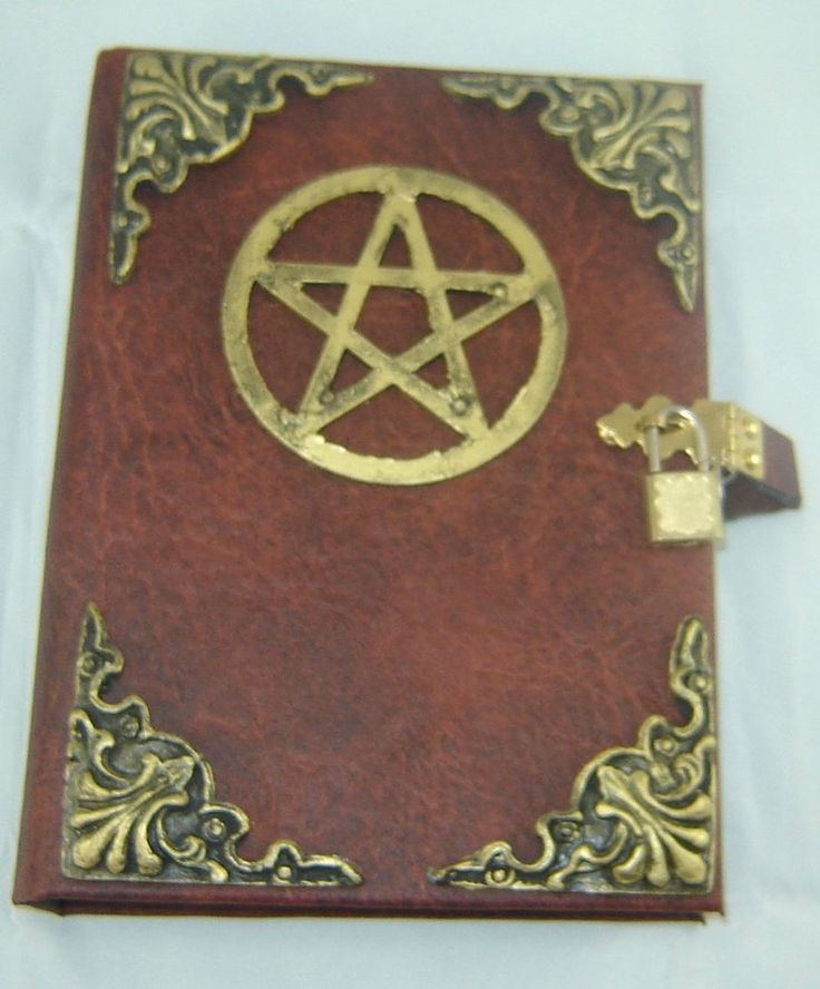 Livro das Sombras Pentagrama cod.221