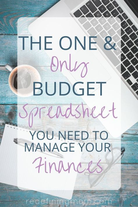 You financial life is about to get a little bit easier with this - how to make a budget spreadsheet
