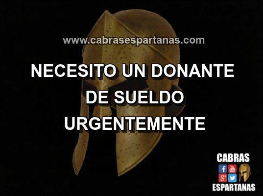 Donante De Sueldo Con Carácter De Urgencia Citas Célebres