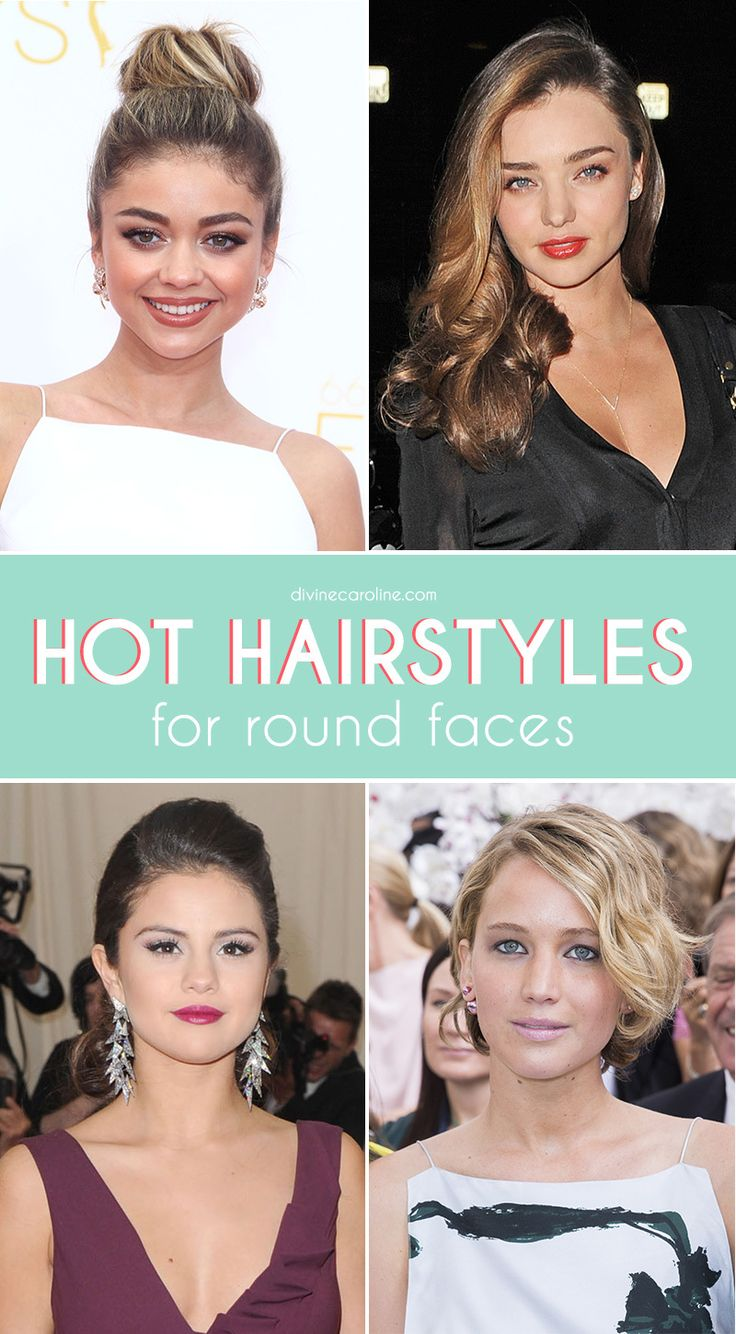 10 Short Haircuts for Round Faces | Byrdie