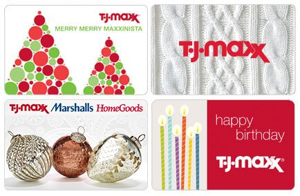 Gift Cards - T.J.Maxx- tjmaxx giftcard bc it has voodoo on me like target and i cant go in there without finding something random i like and want to buy