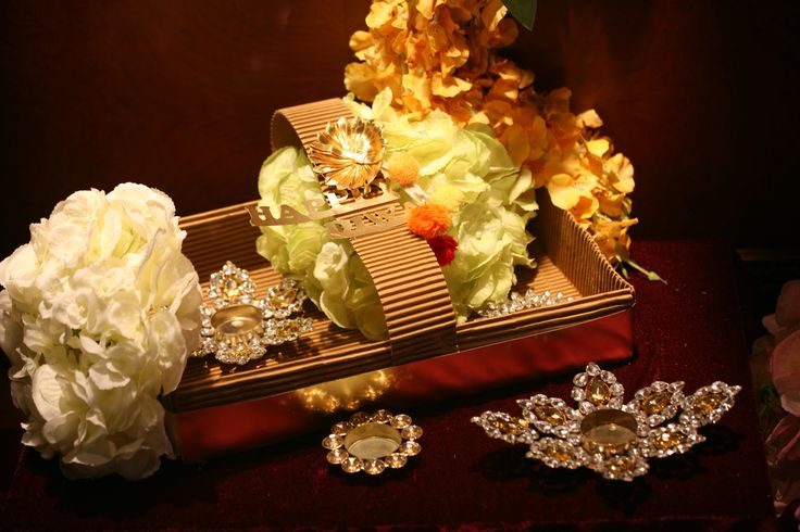 Wedding Gift Delivery India : room baskets#weddings#events#gift baskets Room baskets for gifting ...