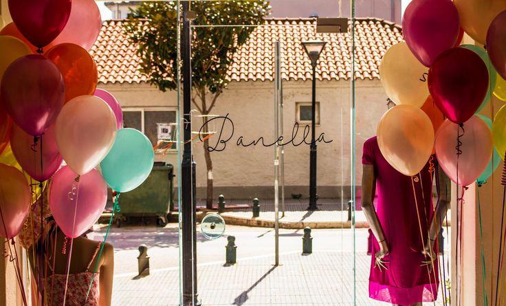 love#balloons#banella lingerie#Greece
