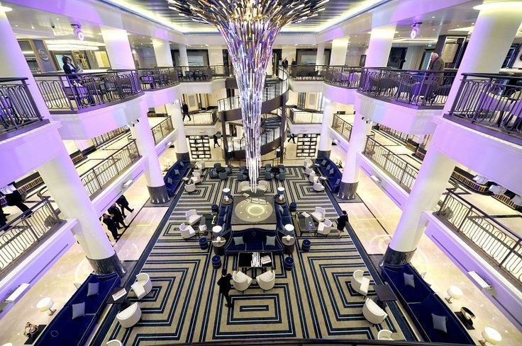 My first cruise: off to France and Spain on P&O Cruises' brand new ship Britannia