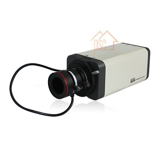 "68€ 1/2.8"" SONY Megapixel 1080P HD SDI CCTV Box Camera, OSD"