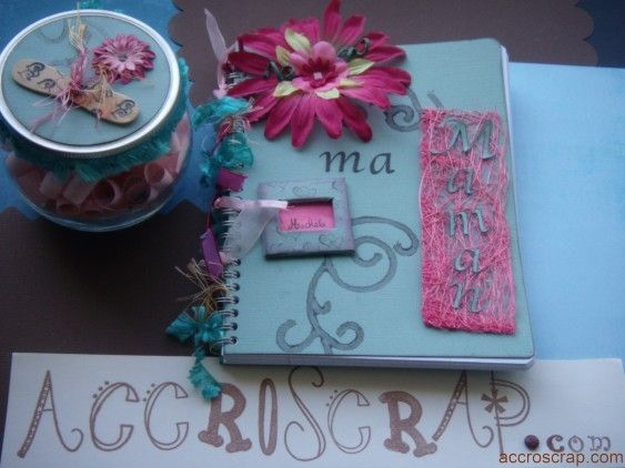 scrapbooking journal intime