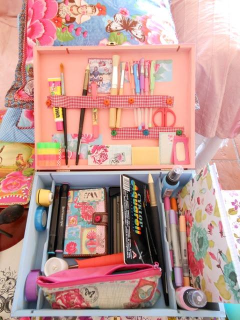 Travel Art Kit WOW!