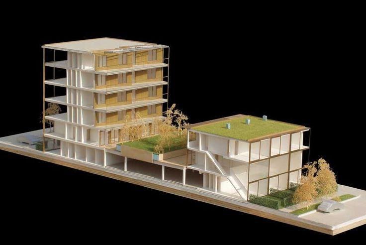 Bildergebnis für atelier thill kempe MOERWIJK HOUSING floor plan