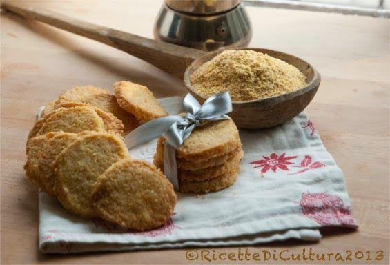 Ricette di Cultura: Le paste di meliga con il Pignoletto Rosso di Giaveno