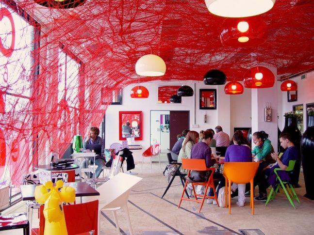 Kartell cafe, Designblok 2010
