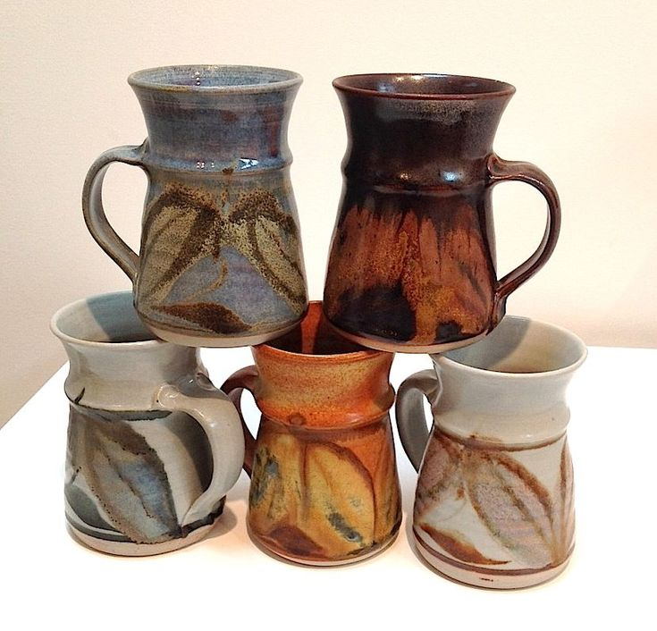 182 Best Images About Pottery Mugs On Pinterest Ceramics