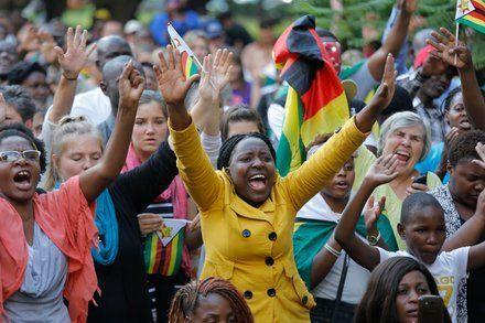Mr. Mugabe Wont Say What Zimbabwe Longs to Hear: I Quit