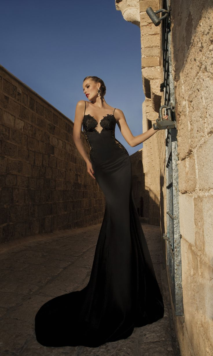 Saffron from Moonstruck Evening Collection by Galia Lahav