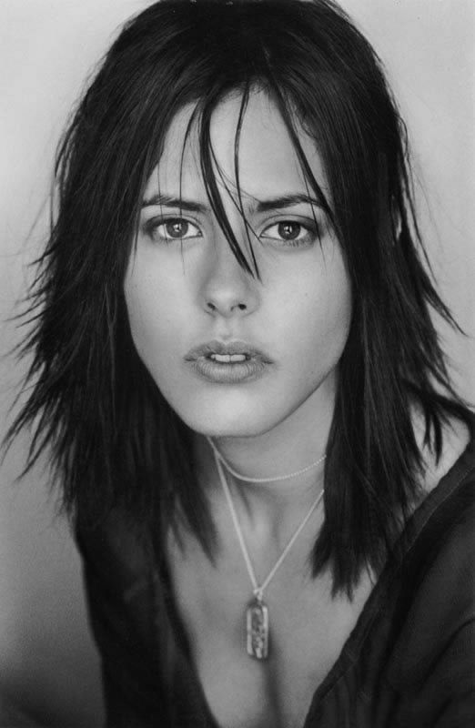 Katherine moenning. (Shane from the L Word.) Friggin love her!