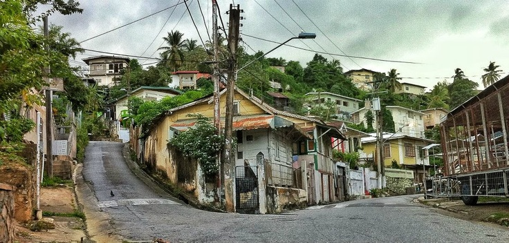 by the Corner of Quarry Street in Belmont Trinidad | I ...