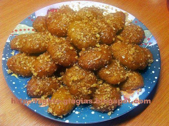 Μελομακάρονα αφράτα - Τα φαγητά της γιαγιάς