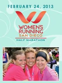 Women's Half Marathon Series in the States  #BeAmazing