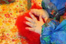 Image result for toving av ull i barnehagen