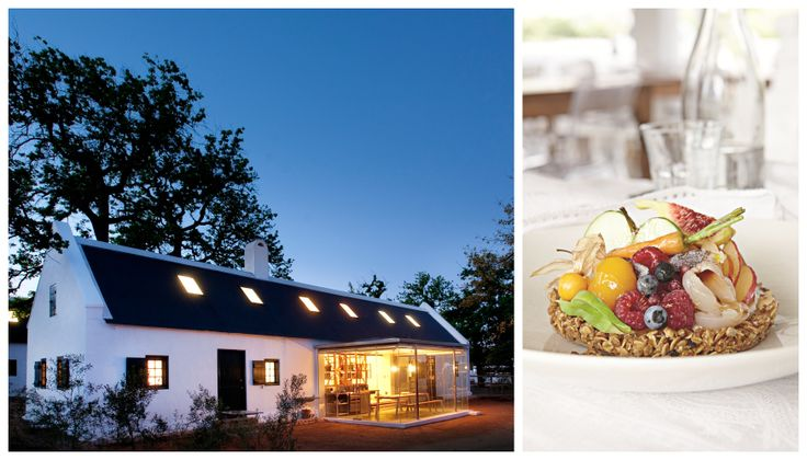 Visit the Babel restaurant at Babylonstoren for a top-class meal, fresh from the garden. #GourmetAfrica #Food #SouthAfrica #Africa #Cape #Gourmet #wine #travel #foodie #winelands