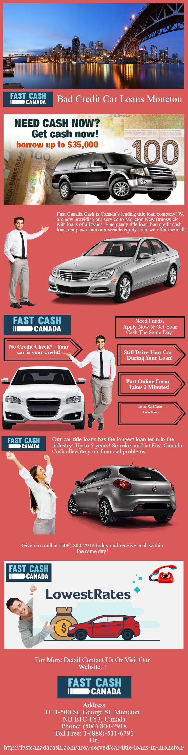 No bank gives you loans because of bad credit