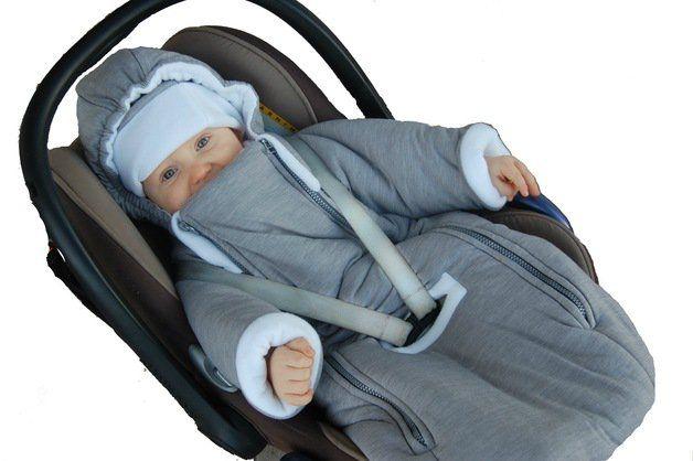 Śliczny śpiworek First Size Idealny na wyjście ze szpitala Ocieplany w środku…
