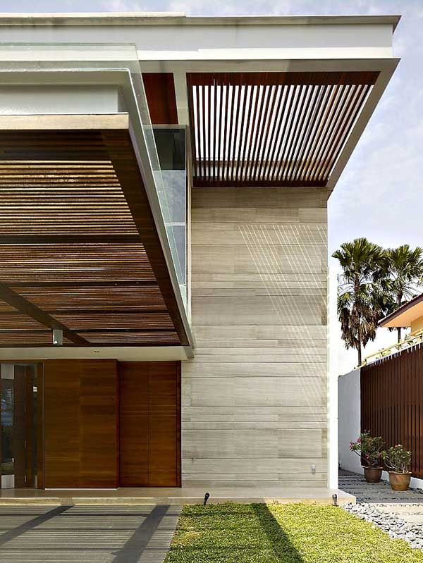 28 West Coast Grove by ONGONG 5 Redesigned Singaporean Residence With Illuminating Skylights
